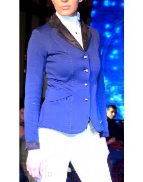 Сако за състезания Джули, тъмно синьо