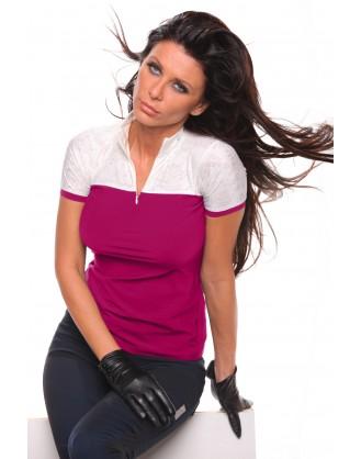 Дамска блуза за състезания, бордо