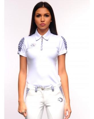 Дамски дрес за състезания Джули, сив